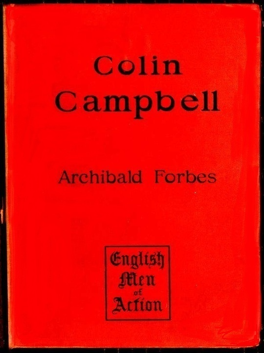 Colin Campbell Lord Clyde