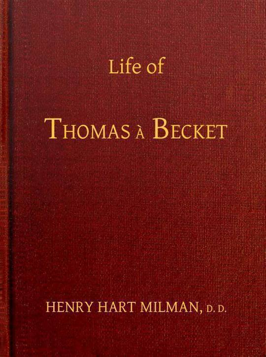 Life of Thomas à Becket