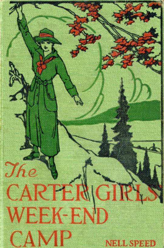 The Carter Girls' Week-End Camp