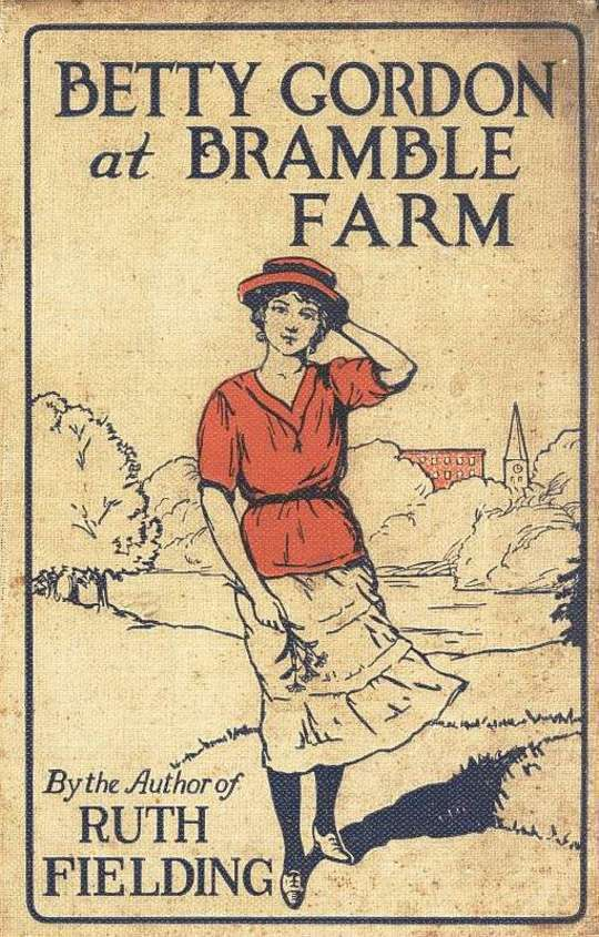 Betty Gordon at Bramble Farm; Or, The Mystery of a Nobody