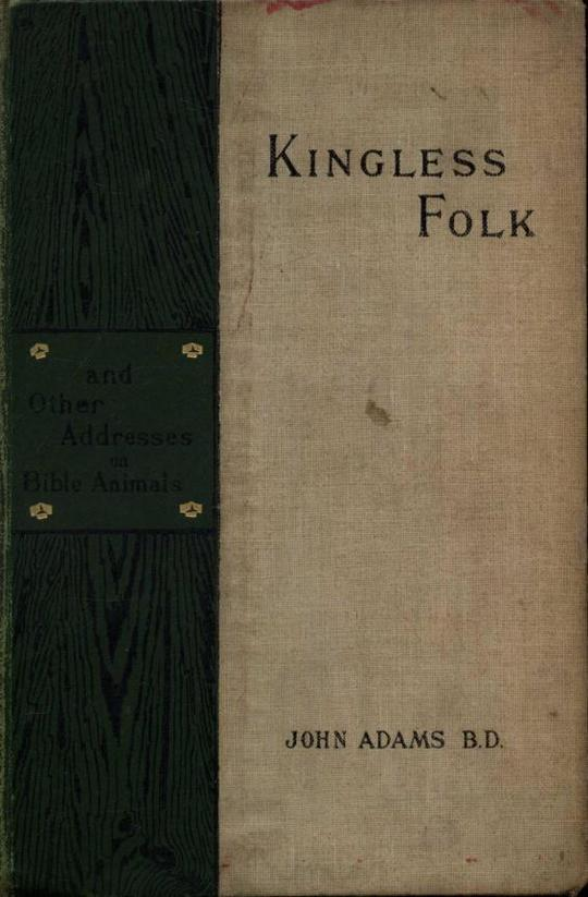 Kingless Folk