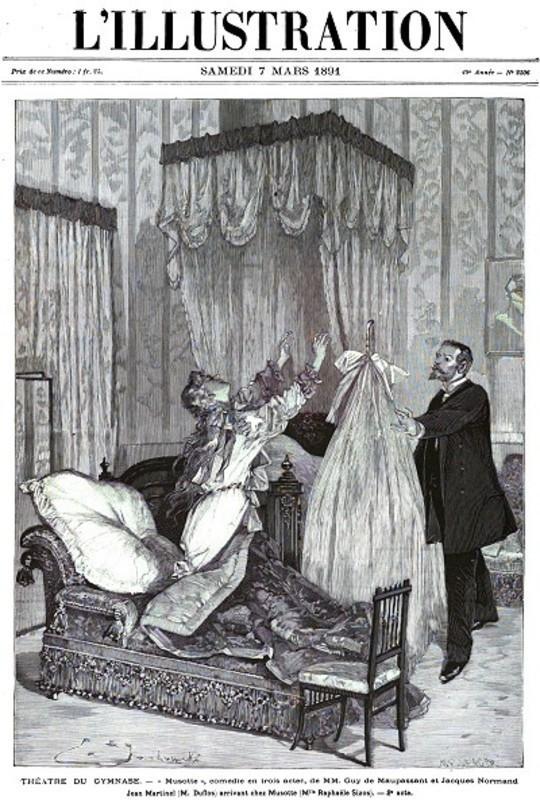 L'Illustration, No. 2506, 7 Mars 1891