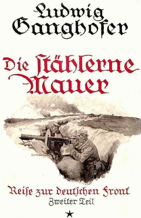 Die stählerne Mauer Reise zur deutschen Front 1915, Zweiter Teil