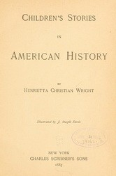 Children's Stories in American History