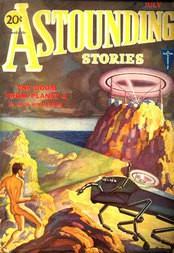 Astounding Stories, July, 1931