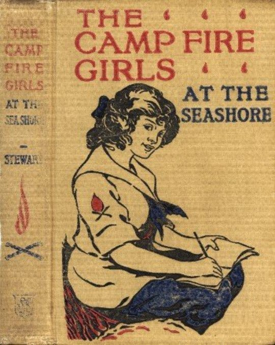 The Camp Fire Girls at the Seashore; Or, Bessie King's Happiness