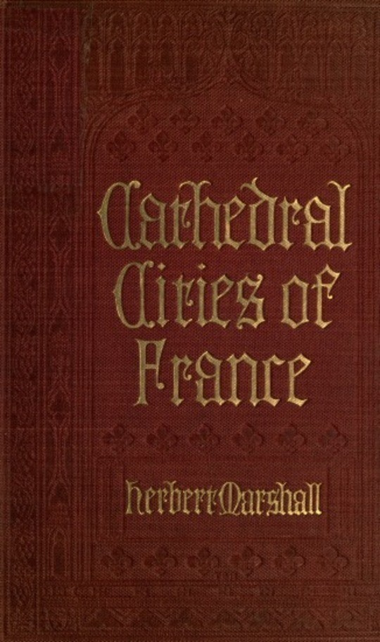 Cathedral Cities of France