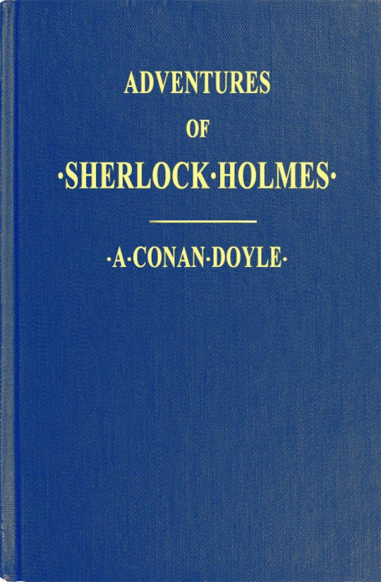 Adventures of Sherlock Holmes Illustrated