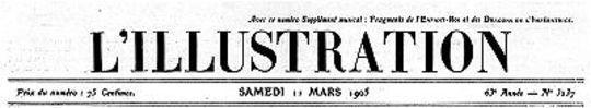 L'Illustration, No. 3237, 11 Mars 1905