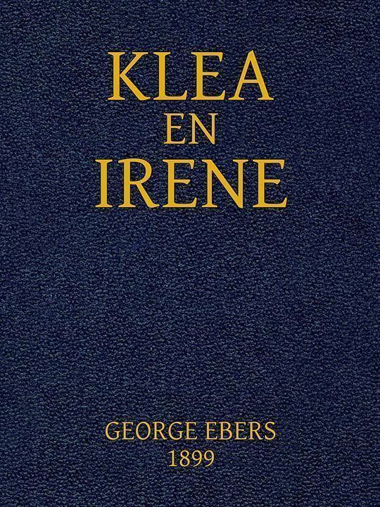Klea en Irene roman