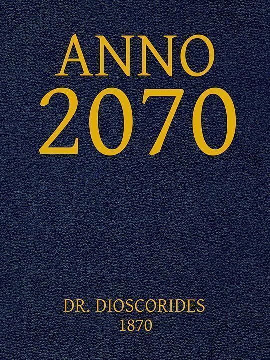 Anno 2070 Een blik in de toekomst