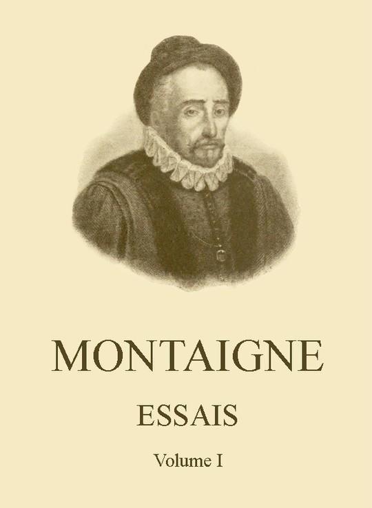 Essais de Montaigne (self-edition)