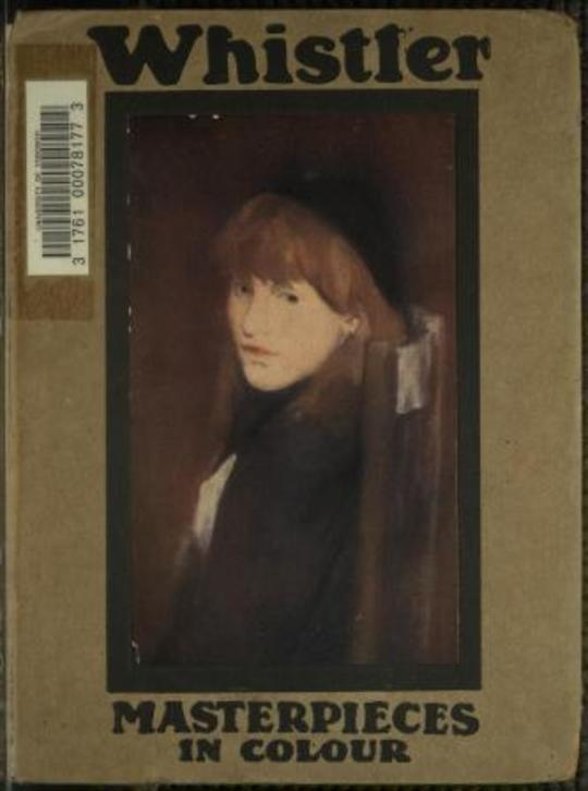 Whistler Masterpieces in Colour Series