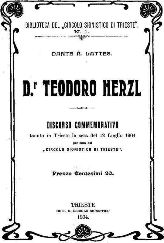 Dr. Teodoro Herzl