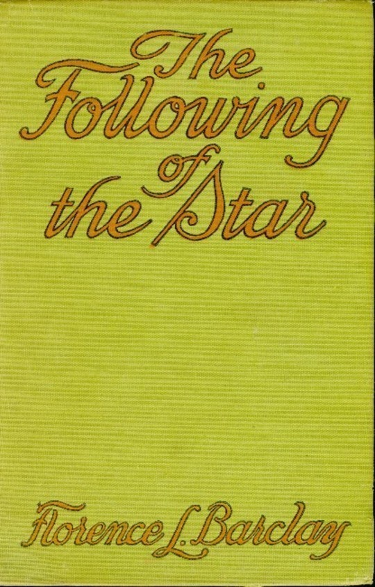 The Following of the Star