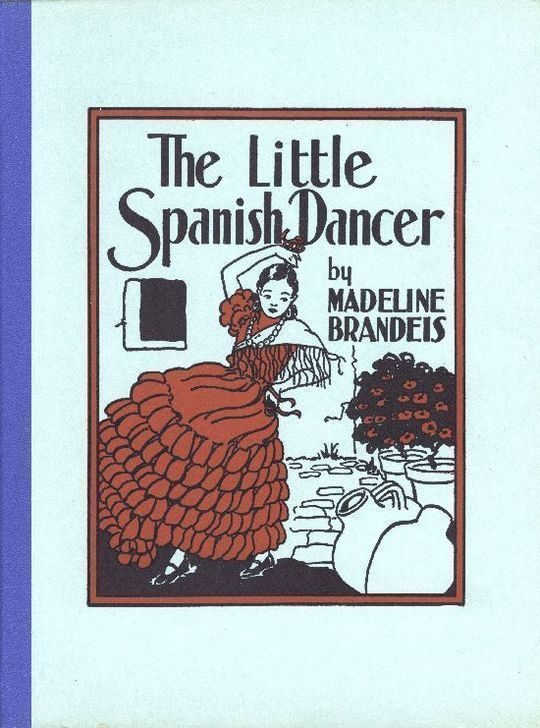 The Little Spanish Dancer