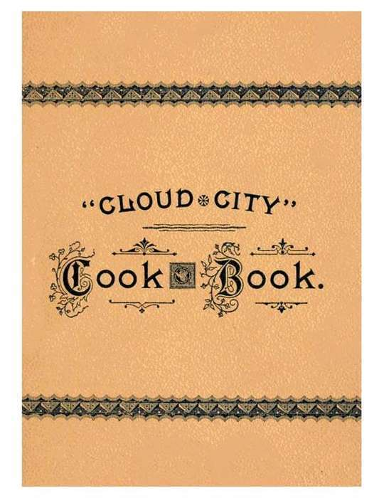 Cloud City Cook-Book