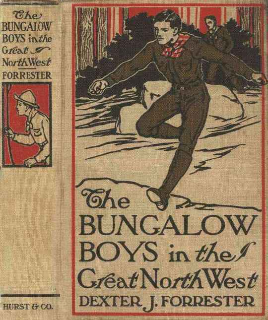 The Bungalow Boys in the Great Northwest