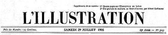 L'Illustration, No. 3257, 29 Juillet 1905