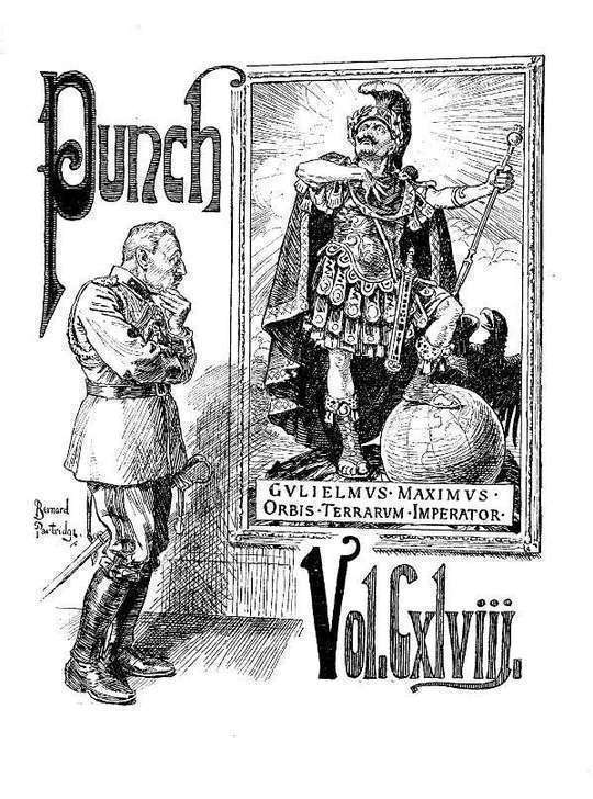 Punch, Or the London Charivari, Volume 148, January 6th, 1915