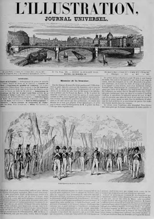 L'Illustration, No. 0073, 18 Juillet 1844