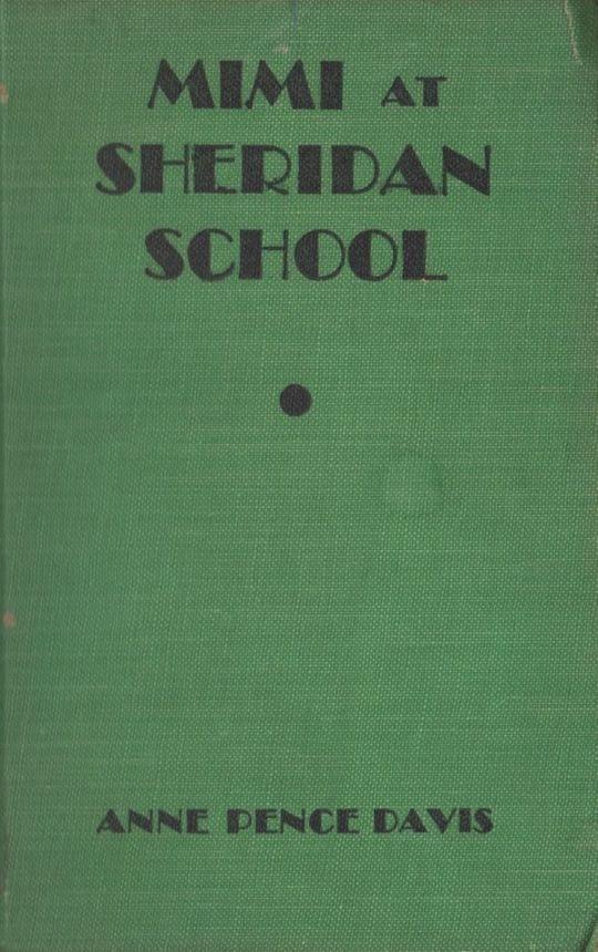 Mimi at Sheridan School