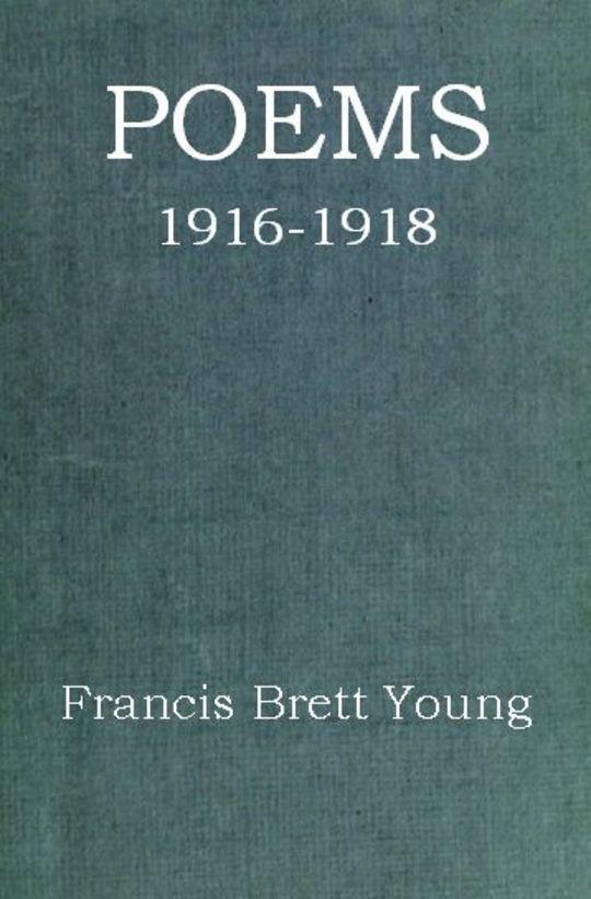 Poems, 1916-1918