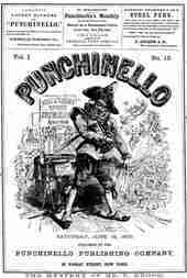 Punchinello, Volume 1, No. 12, June 18, 1870