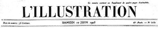 L'Illustration, No. 3250, 10 Juin 1905
