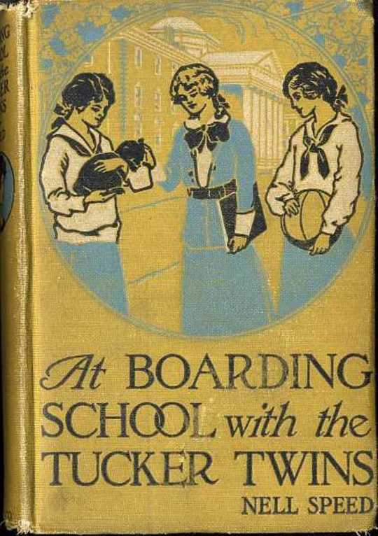 At Boarding School with the Tucker Twins