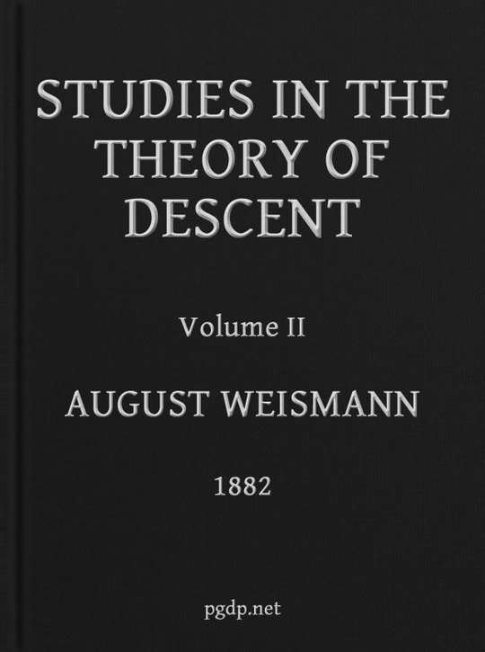 Studies in the Theory of Descent, Volume II