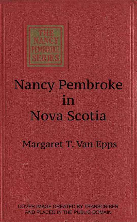 Nancy Pembroke in Nova Scotia