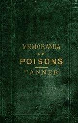 Memoranda on Poisons