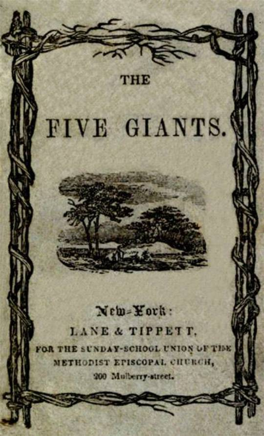 The Five Giants