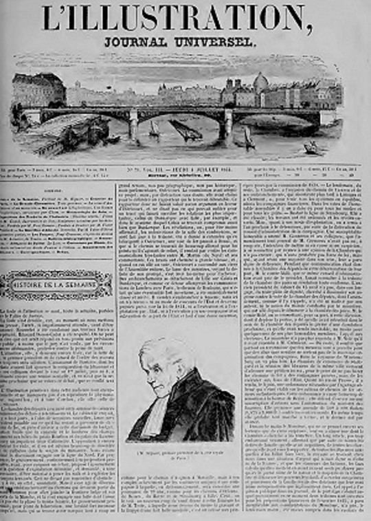 L'Illustration, No. 0071, 4 Juillet 1844