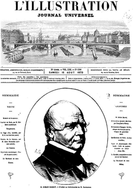 L'Illustration, No. 1590, 16 Août 1873
