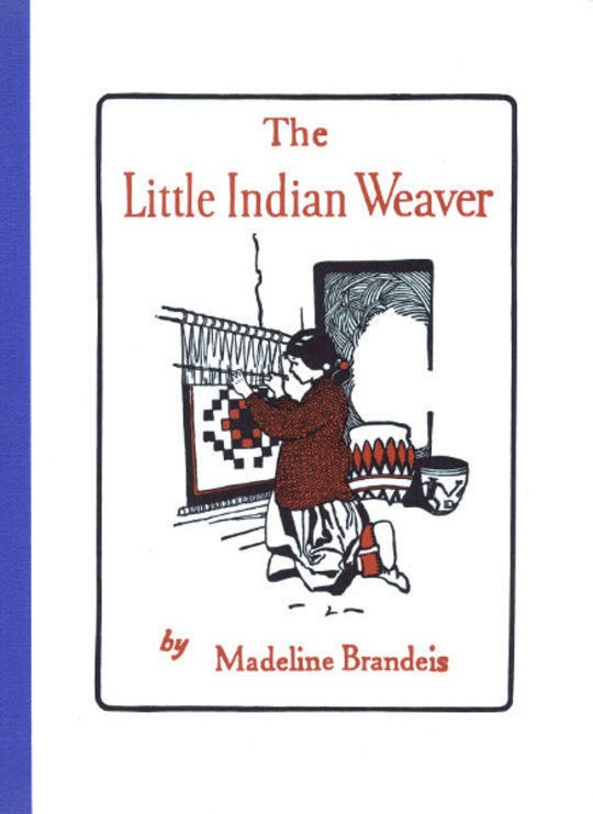 The Little Indian Weaver