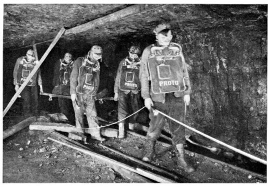 The Boy With the U.S. Miners