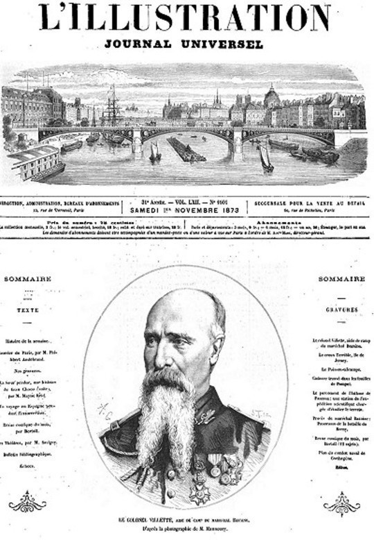 L'Illustration, No. 1601, 1 novembre 1873