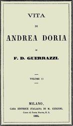 Vita di Andrea Doria, Volume II