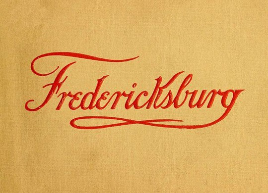Fredericksburg and Its Many Points of Interest