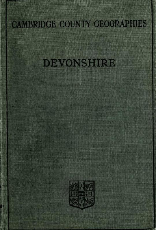 Devonshire Cambridge County Geographies