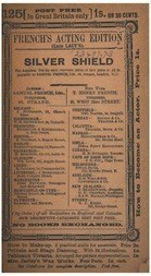 The Silver Shield An Original Comedy in Three Acts
