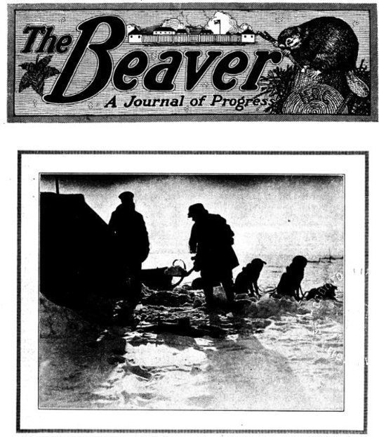 The Beaver, Vol. I, No. 4, January 1921