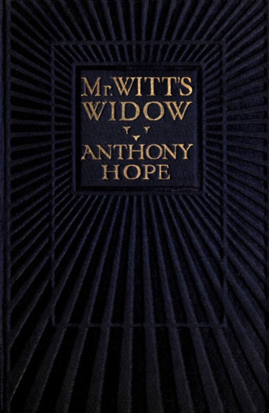 Mr. Witt's Widow: A Frivolous Tale