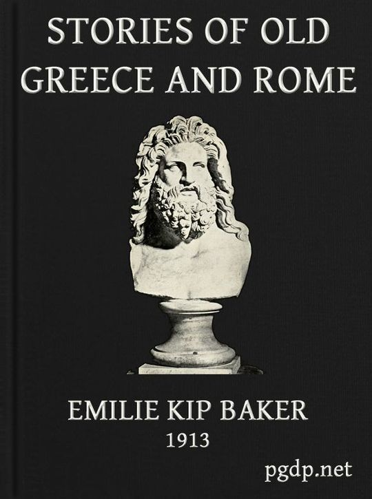 Stories of Old Greece and Rome
