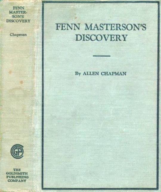 Fenn Masterson's Discovery or, The Darewell Chums on a Cruise