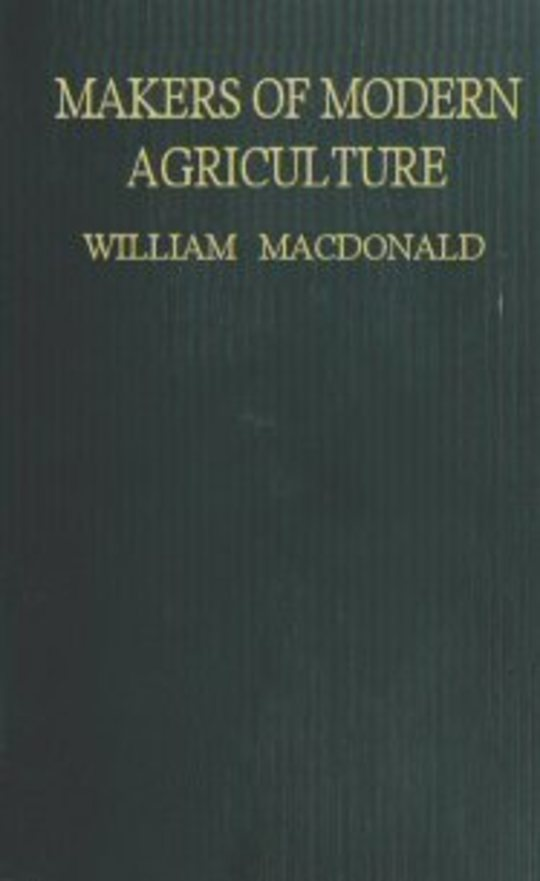 Makers of Modern Agriculture