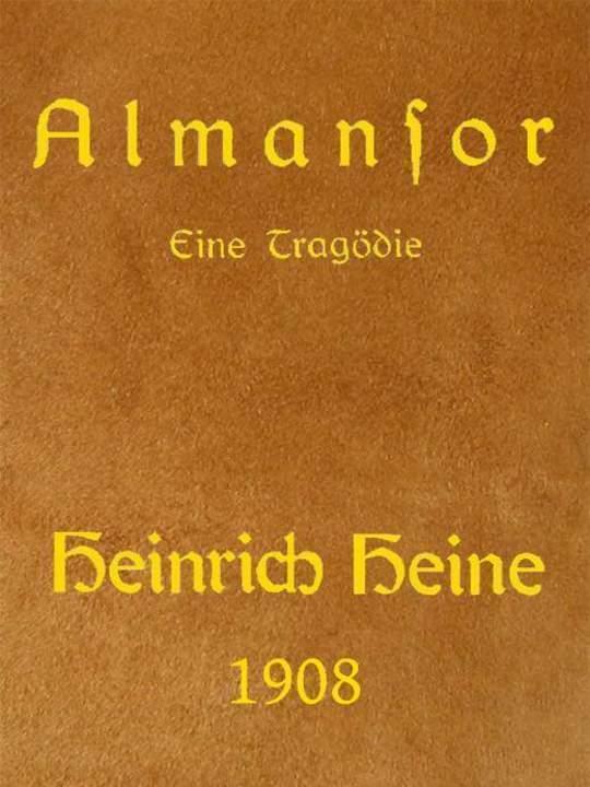 Almansor Eine Tragödie