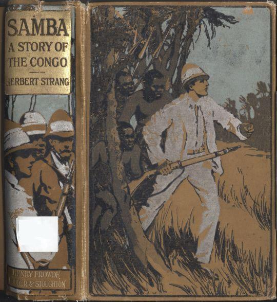 Samba: A Story of the Rubber Slaves of the Congo